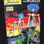 BrickCon 2010 Best Large Mosaic- War of the Worlds