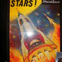 To The Stars – Winner BrickCon 2009 Best Mosaic