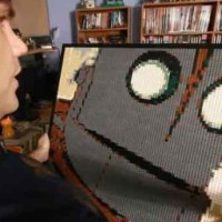 CTV News – Local LEGO lover makes magical mosaics