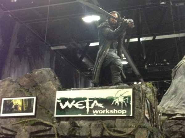 "2014 – ""Weta Workshop"""