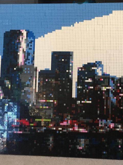 Calgary Skyline – 2016